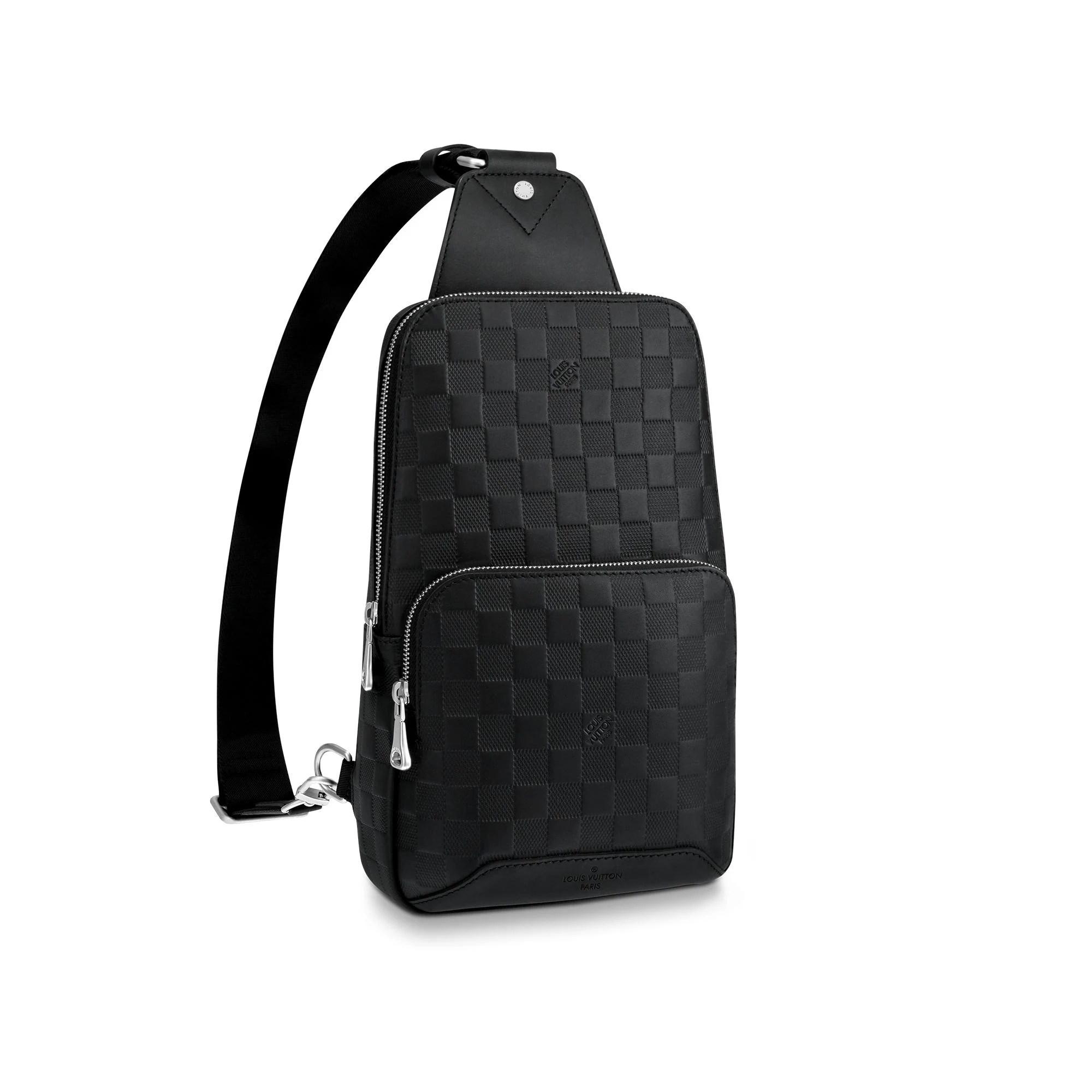 Leather Business Backpacks Men
