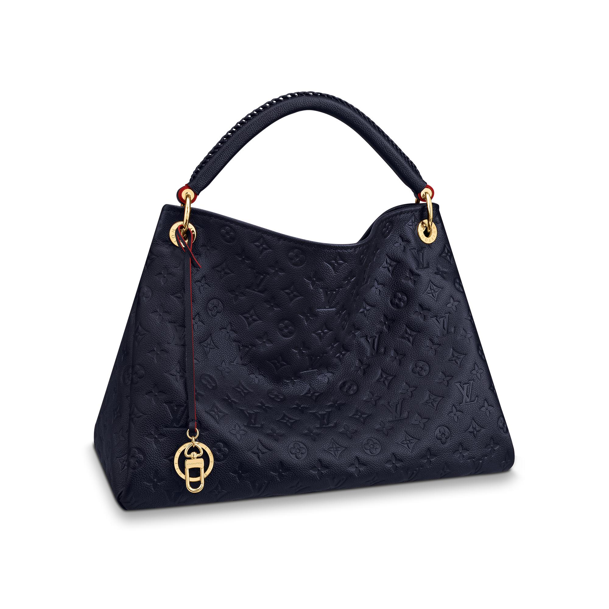 louis vuitton artsy mm monogram empreinte