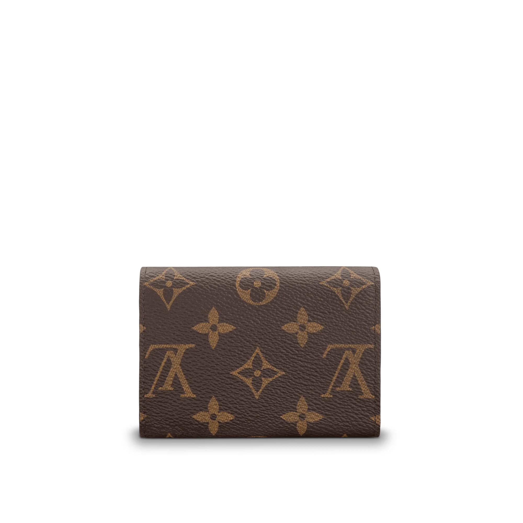 Rosalie Coin Purse Monogram Canvas  Small Leather Goods  LOUIS VUITTON