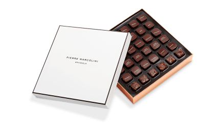 Box of 36 Grands Crus - Pierre Marcolini, Brussels