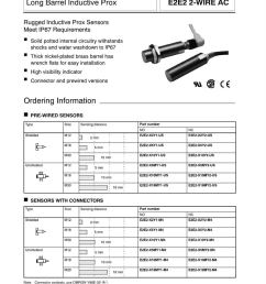 omron inductive npn 85 c proximity sensors mouser europe enlarge npn proximity switch wiring diagram  [ 828 x 1068 Pixel ]