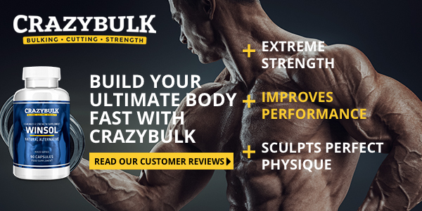 Winsol gives extreme strength, improves performance and build sculpts perfect physique