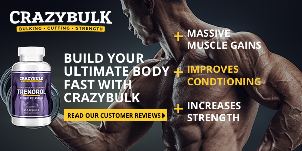 Trenorol massive size gains, increases strength, improves conditioning