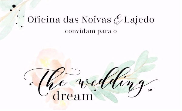 save the date the wedding dream no lajedo