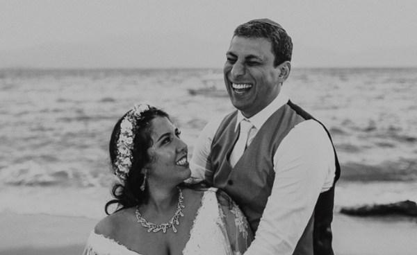 Casamento na Praia - Angra dos Reis - foto Caio e Jessica Fotografia