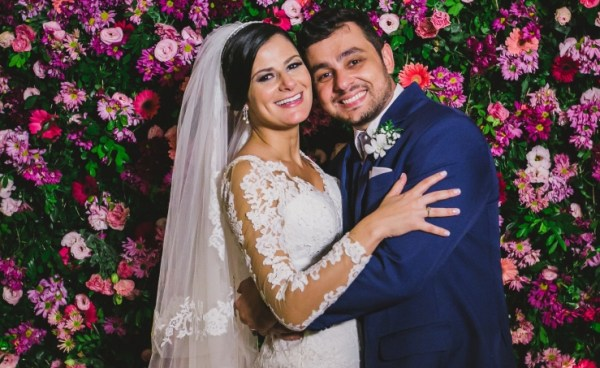 ABRE - Casamento Rafaela e Bruno realizado na Capela Nossa Senhora das Graças - Foto Juliana Pessoa