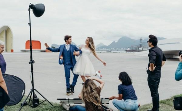Editorial Patins_Foto Renata Xavier_Bastidores- Eu Amo Casamento