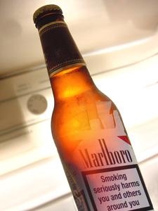 Australian academics study 'Alcohol causes cancer!' warning label
