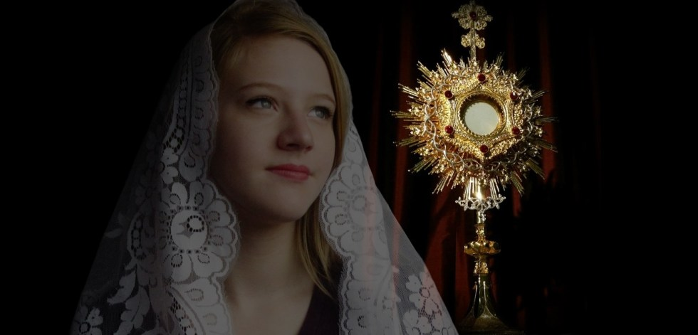 Veil and the Eucharist
