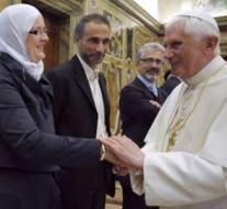 Benoît XVI, Ingrid Mattson, Tarik Ramadan