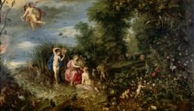 La Abundancia y los Cuatro Elementos Brueghel