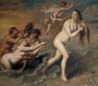 Nacimiento de Venus cornelis de vos
