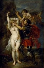 Perseo liberando a Andrómeda joardens