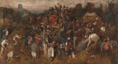 El_vino_de_la_fiesta_de_San_Martín_(Pieter_Brueghel_el_Viejo)_(restaurada)