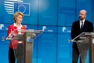 Ursula von der Leyen and Charles Michel, both from Western Europe, were appointed in 2019 to the EU's most prominent positions. Their appointment, along with Christine Lagarde and Josep Borrell, both from Western Europe, was a step back for geographical representation.
