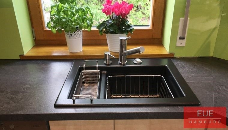 keramikspüle küche reinigen | villeroy & boch keramikspüle