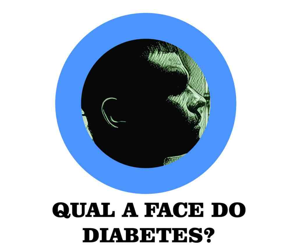 Qual a face do diabetes?
