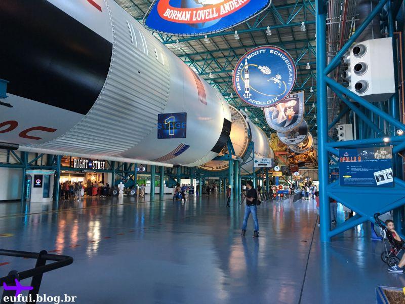 kennedy space center space coast florida apollo