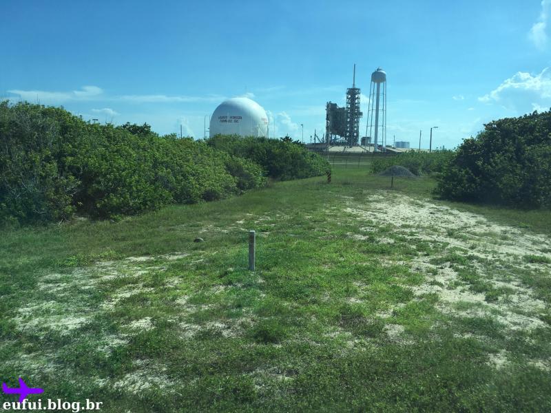 kennedy space center space coast florida torre lançamento