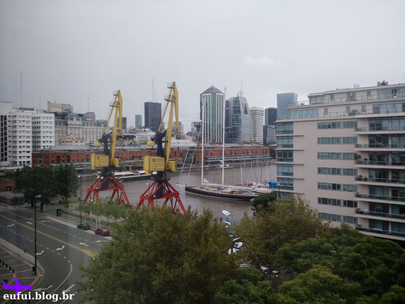 puerto madero buenos aires argentina vista hotel
