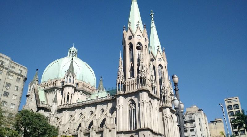 catedral da sé centro sao paulo