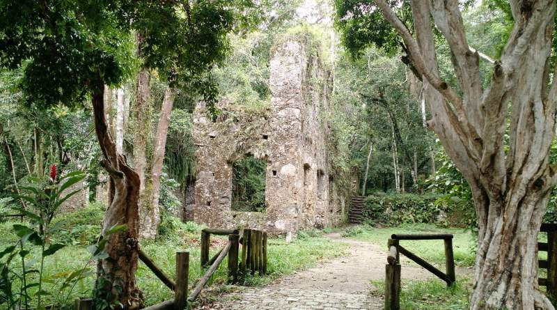 ruinas da lagoinha ubatuba sao paulo