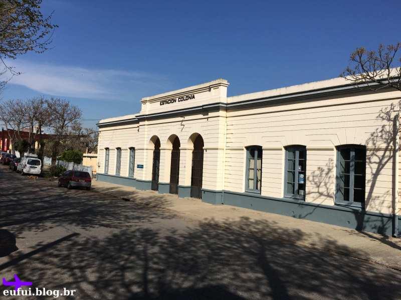 colonia del sacramento uruguai estação