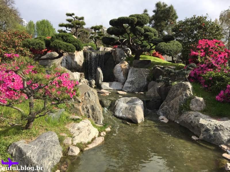 jardim japones de buenos aires cachoeira