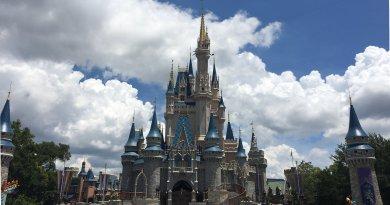 orlando magic kingdom walt disney world castelo