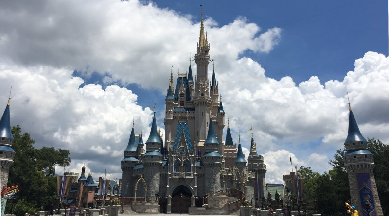 orlando magic kingdom walt disney world castelo