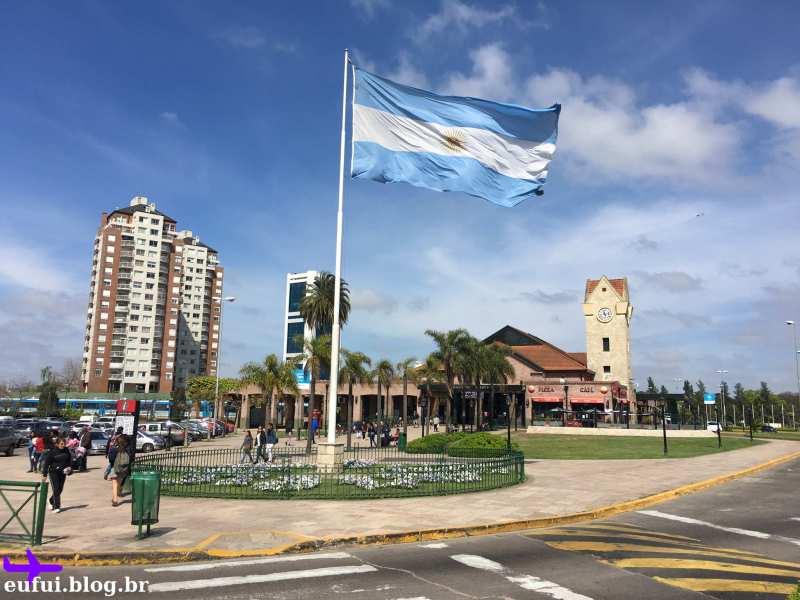 tigre buenos aires argentina estação bandeira