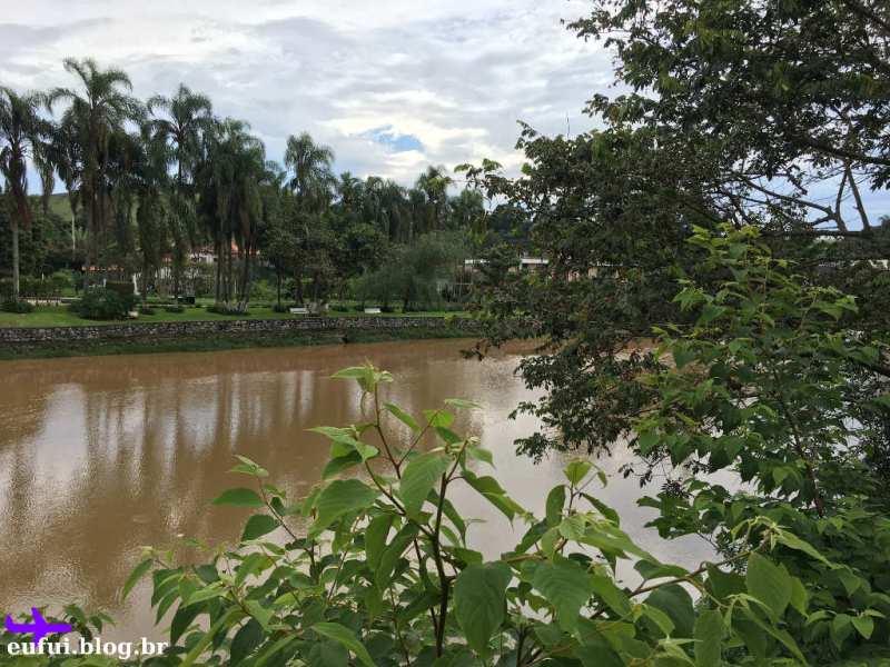 Parque Ilha Grande em Guararema - Mirante do Paraíba do Sul