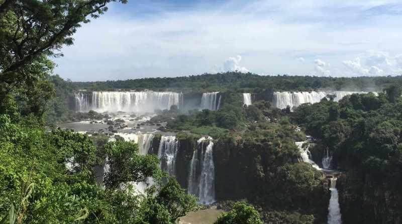 Trilha das Cataratas do Iguaçu - Quedar Menores