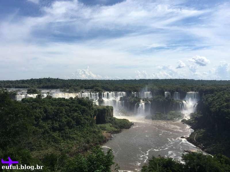 Cataratas do Iguaçu - Foz do Iguaçu - Quedas