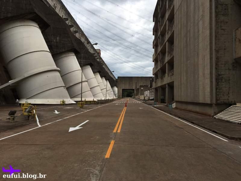 Encanamentos de Itaipu - Circuito Especial - Foz do Iguaçu