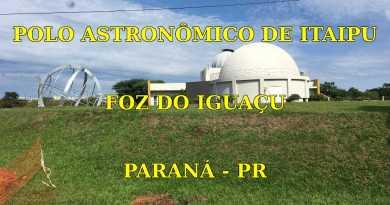 Polo Astronômico de Itaipu em Foz do Iguaçu