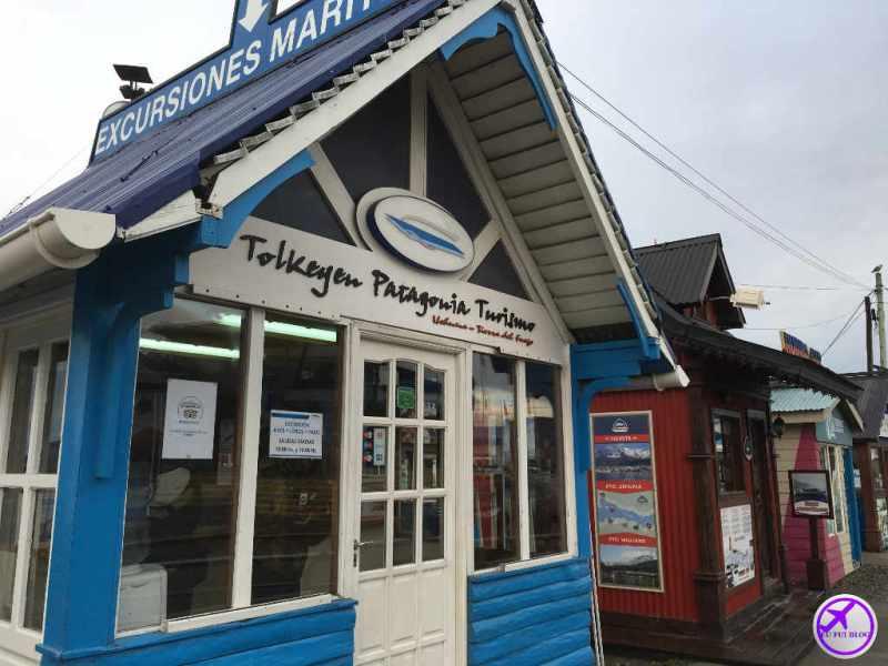 Navegação Canal do Beagle - Ushuaia - Tolkeyen Patagonia