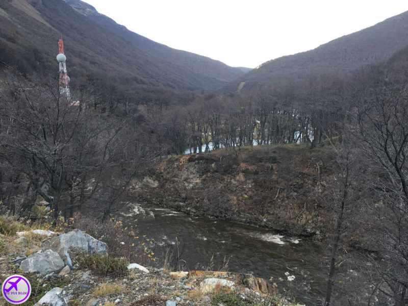 Alto do Rio Olivia - Filme O Regresso em Ushuaia - 4x4 em Ushuaia
