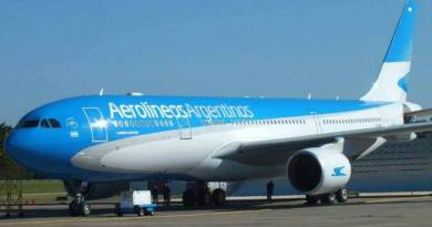 Aerolineas Argentinas - Ushuaia e El Calafate