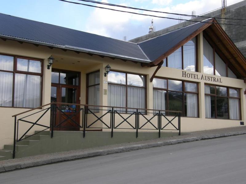 Hotéis em Ushuaia - Hotel Austral