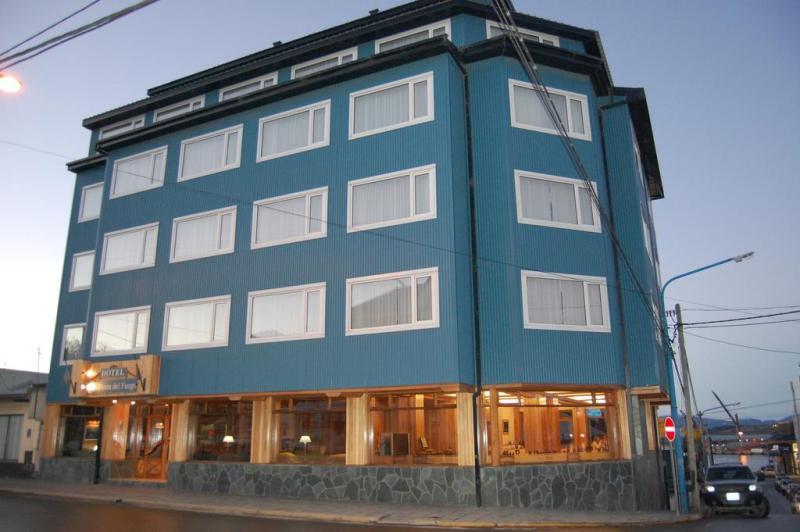 Hotéis em Ushuaia - Tierra del Fuego