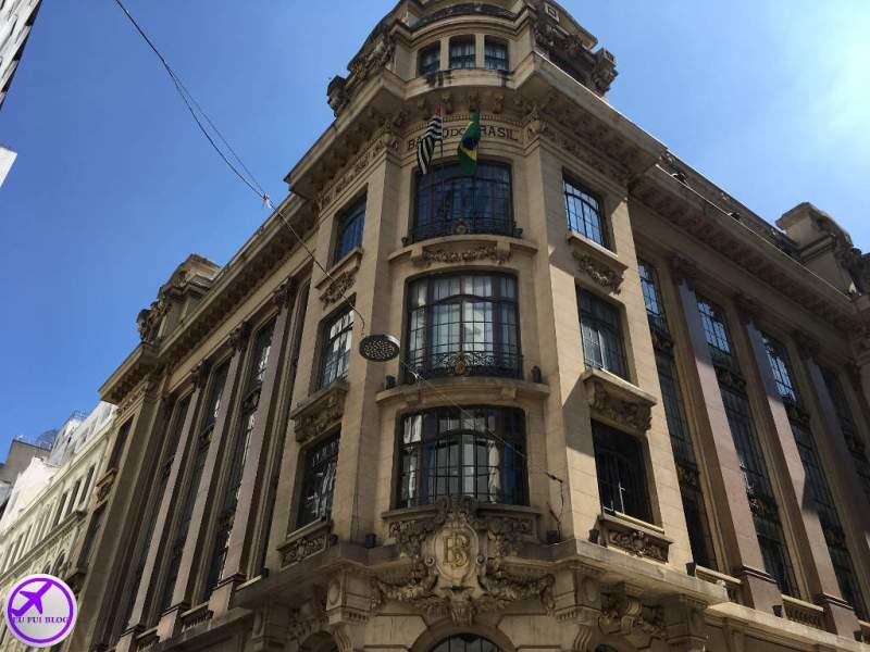 Fachada do Centro Cultural do Banco do Brasil