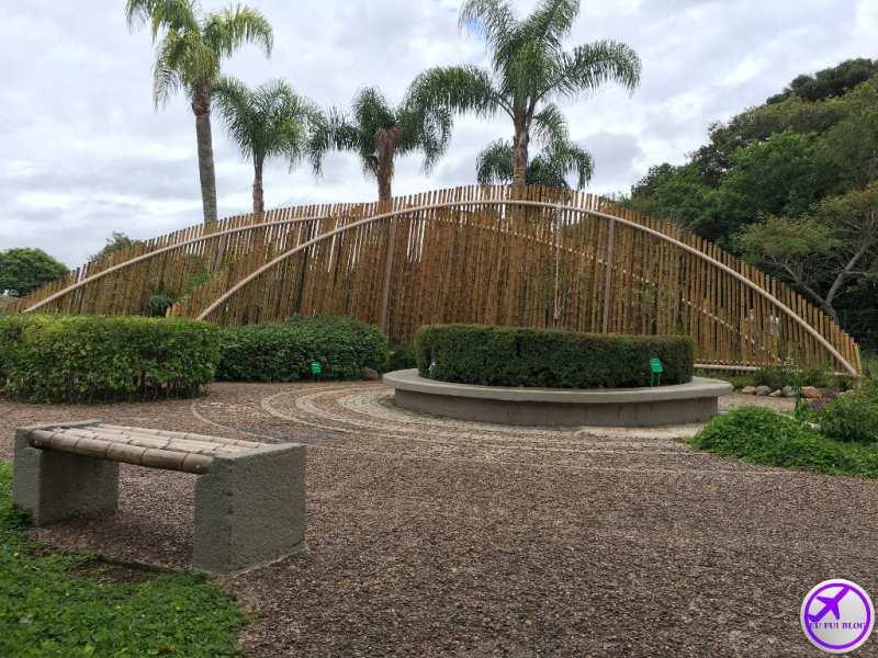 Jardim Francês no Jardim Botânico de Curitiba - Paraná