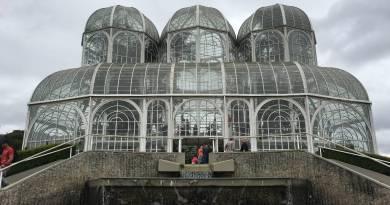 Jardim Botânico de Curitiba - Paraná