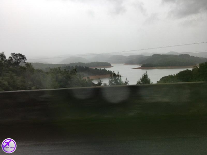 Road Trip - São Paulo para Curitiba - Represa do Capivari