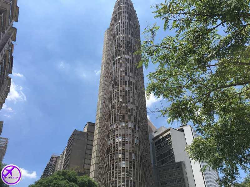 Edifício Itália no Centro de São Paulo - Circular Turismo