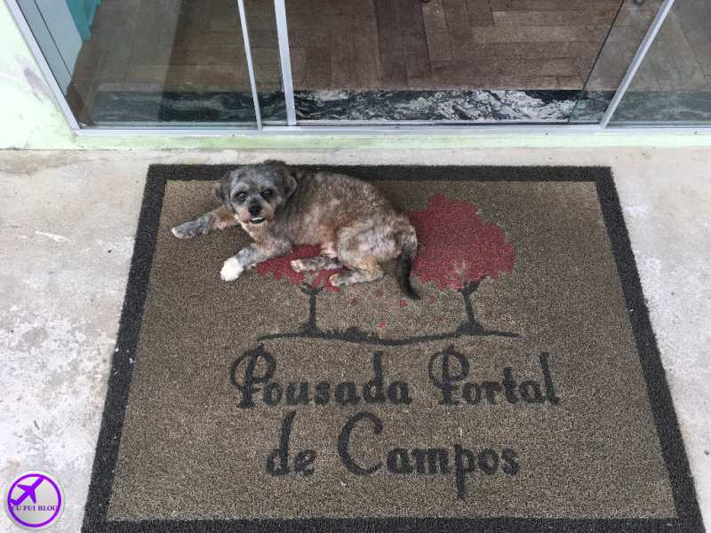 Pousada Portal de Campos Pet Friendly em Campos do Jordão