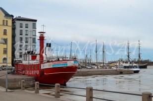 In portul de nord Helsinki