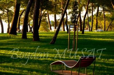Loc de relaxare - Zelena Laguna