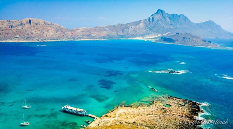 vedere marina din insula piratilor, Gramavousa